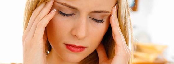 Болит голова во время беременности