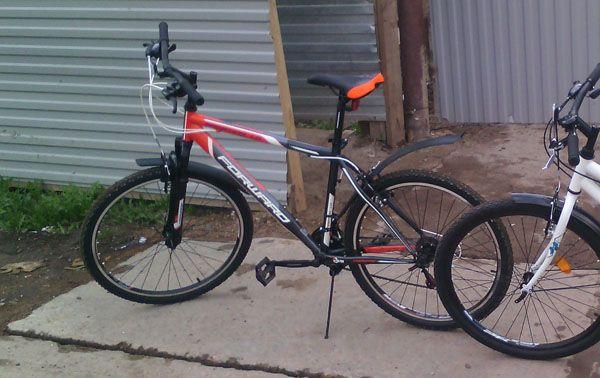 Отзыв о велосипеде Forward Sporting 1.0