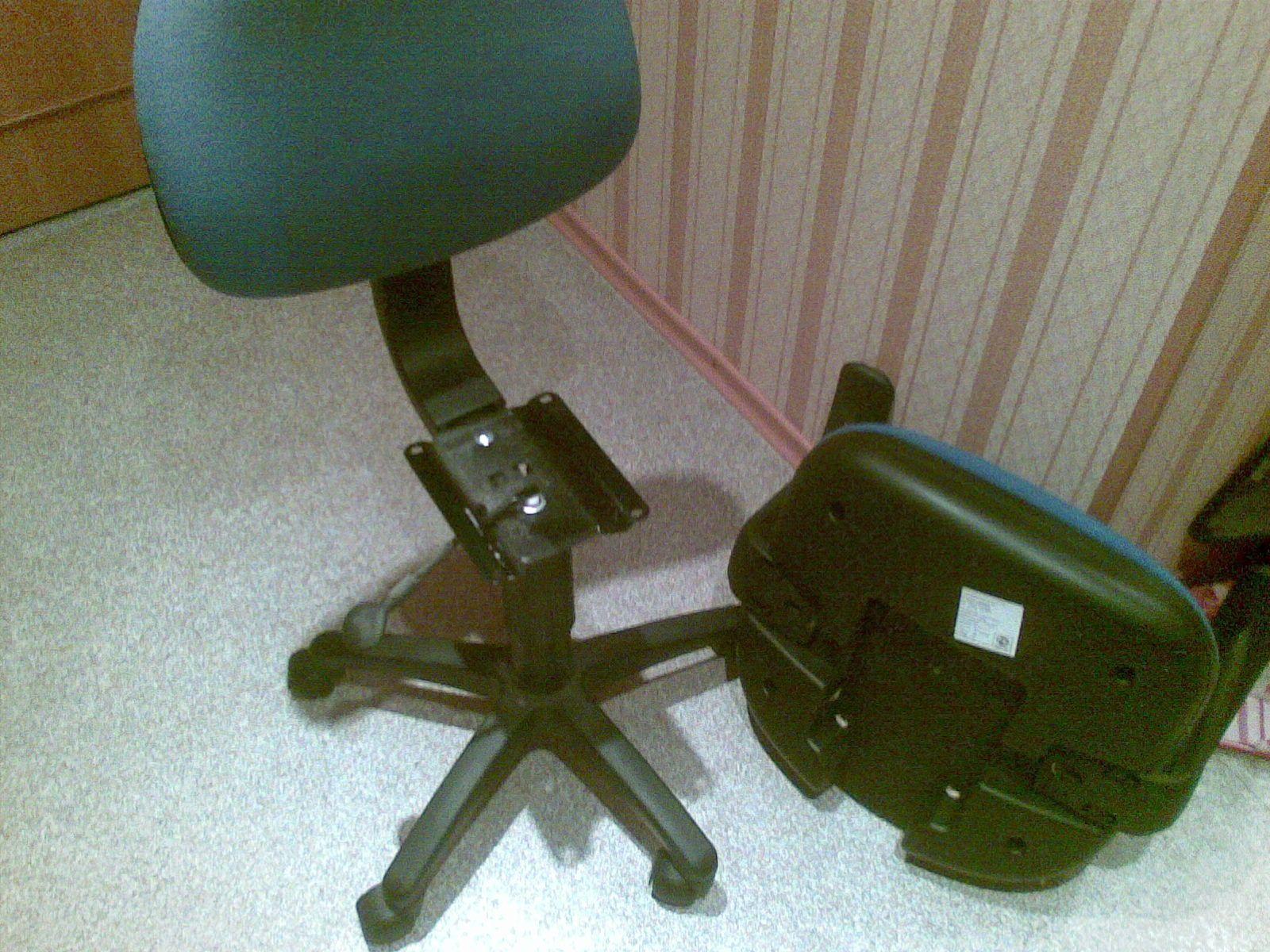 Избавляем стул от скрипа